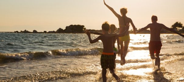 wakacje z dziecmi